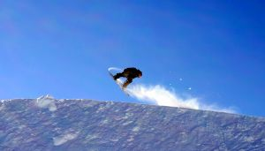 Mt. Hood Meadows/Timberline Lodge - who says Oregon has no good boarding?