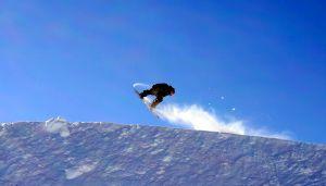 Mt. Hood Meadows/Timberline Lodge - who says Oregon has no good boarding?