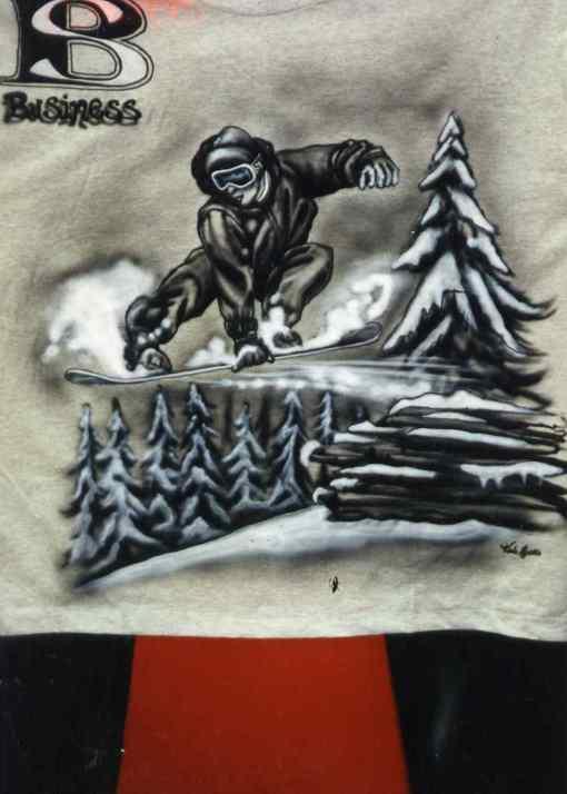 TS-Snowboarding