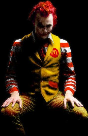 JokerMcDonald's
